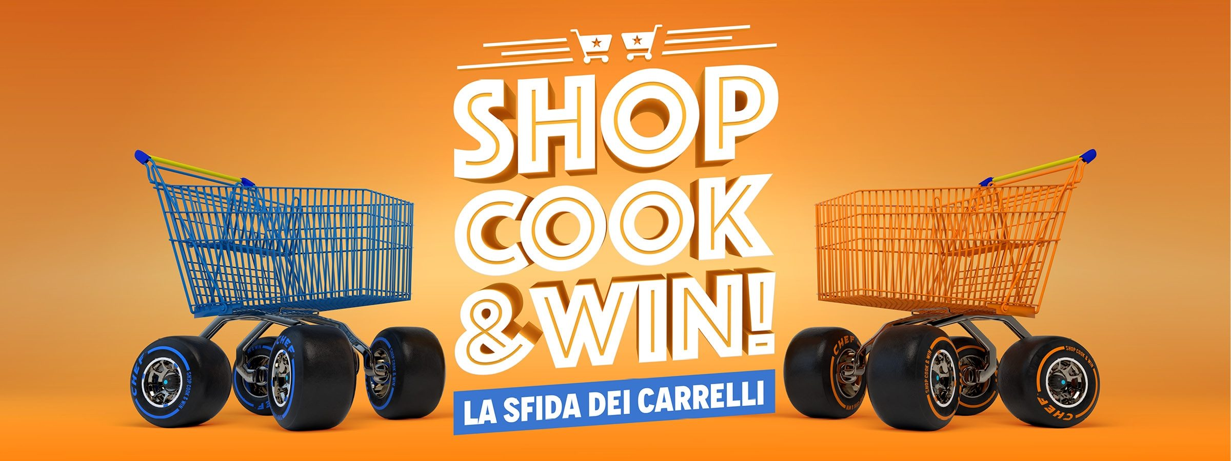 COOK! Shop & Win