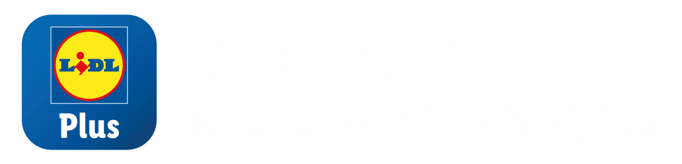 Lidl Plus – la carta fedeltà 100% digitale